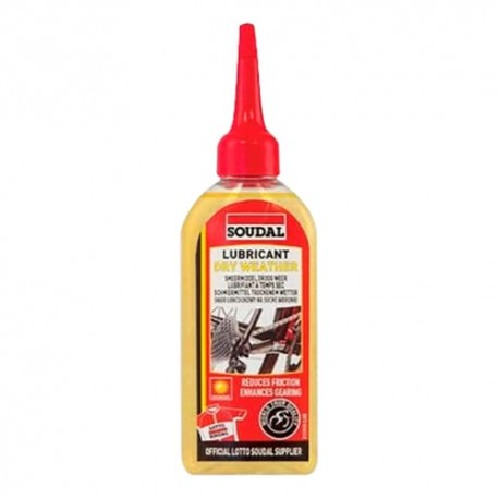 Aceite SOUDAL Clima Seco 100ml