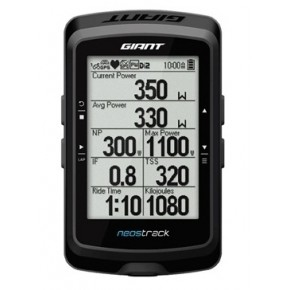 GIANT Neostrack con GPS
