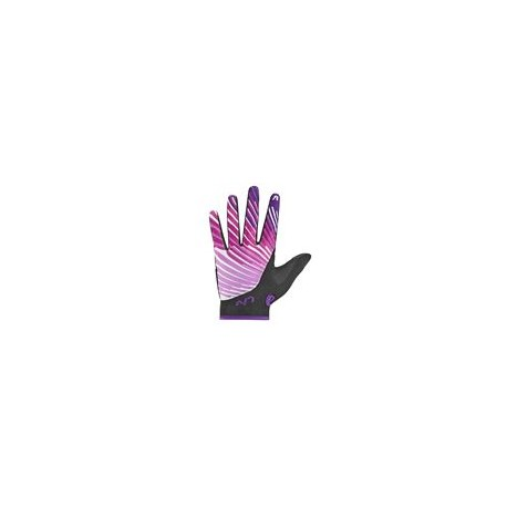 LIV SIGNATURE LF GLOVE BLACK PURPLE