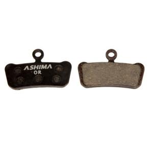 Pastilla freno disco Ashima Avid XO Trail (orgánicas)