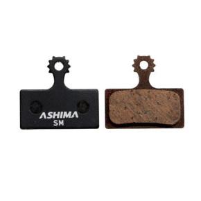 Pastillas freno disco Ashima Shimano XT-XTR