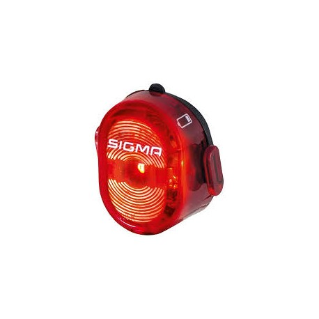 Sigma Nugget II Flash Luz trasera negro