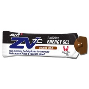 ZIPVIT ENERGY GEL CAFEINA