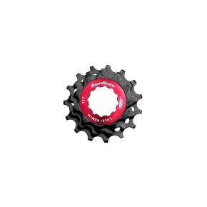 Sun Race cierre mas coronas 11-13-15 negro 11v