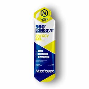 Longovit 360 Gel Lima limón – 1 gel x 40g